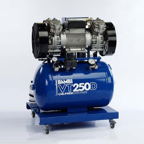Bambi VT Oil Free Dental Compressors