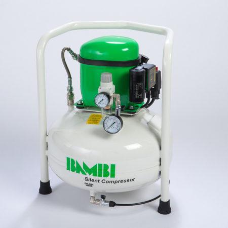Bambi BB24V Silent Air Compressor