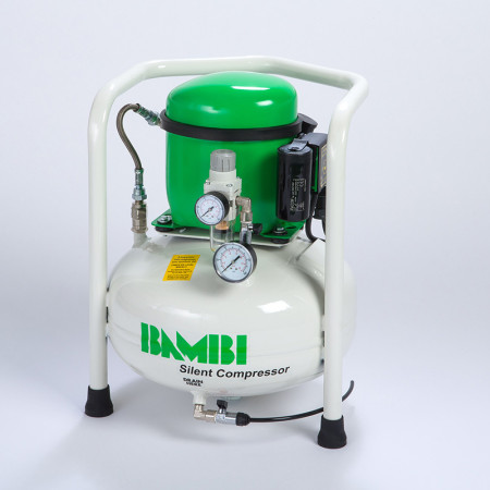 Bambi BB8 Silent Air Compressor