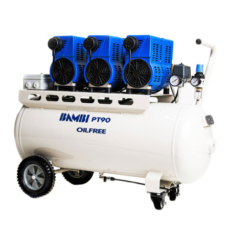 Bambi PT90 Oil Free Compressor