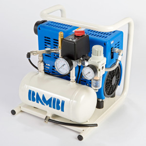 Bambi PT oil free air compressors