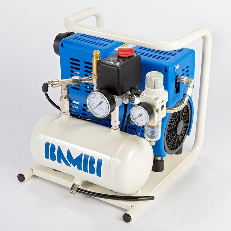 Bambi Pt5 Oil Free Air Compressor Aircomps Air Compressors